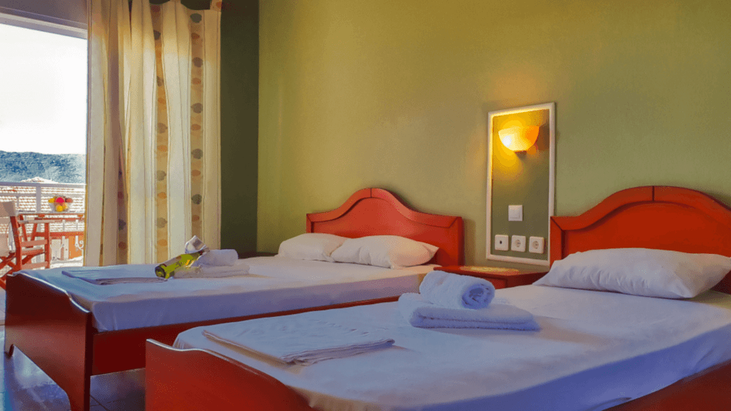 nice-clean-room-sarti-hotel-apartments-studios-view-villa-maria-chalkidiki